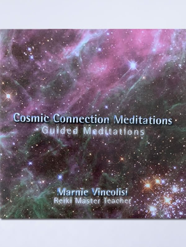 Cosmic Connection Meditations CD & Mp3