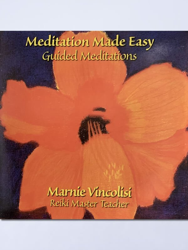 Meditation Made Easy CD & Mp3