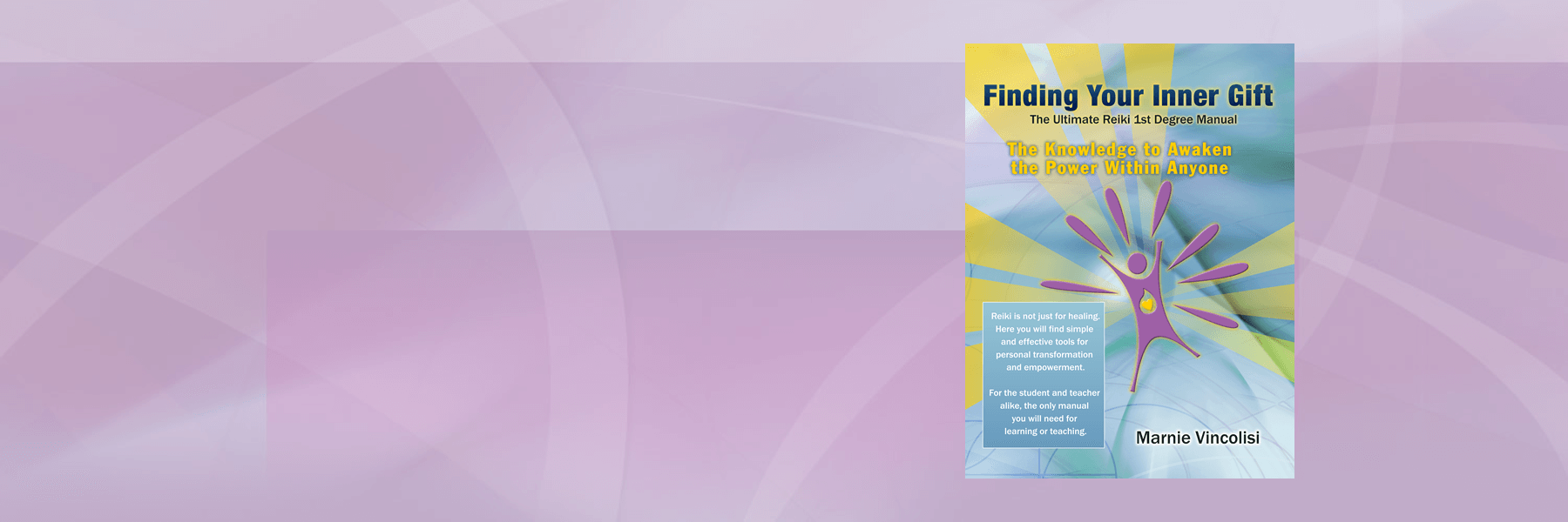 Finding Your Inner Gifts Book - Slider