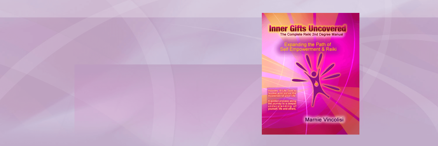 Inner Gifts Uncovered Book - Slider